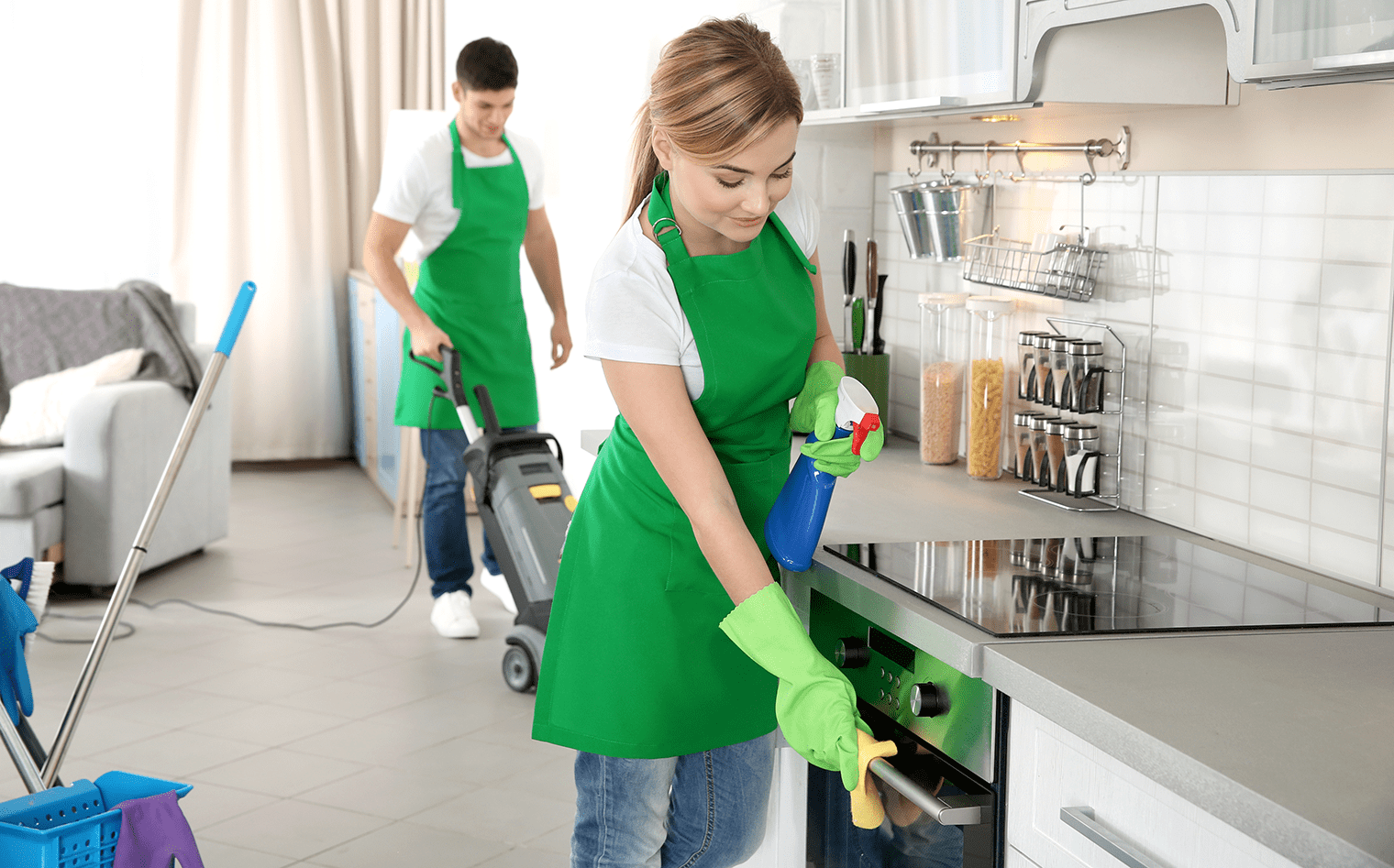 Montreal Maid Services - Best Cleaning Services Montreal